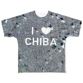 東京都 中野区 Full graphic T-shirts