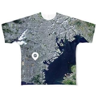 東京都 大田区 Full graphic T-shirts