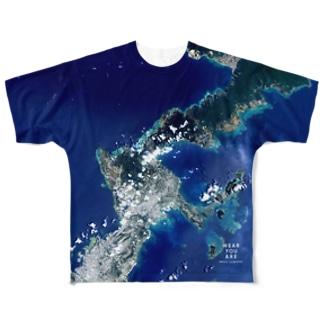 沖縄県 うるま市 Full graphic T-shirts