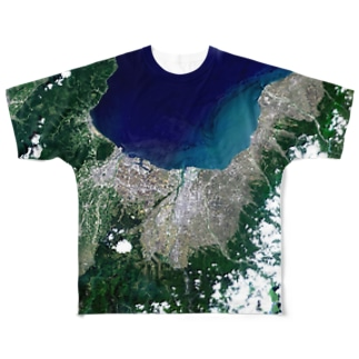 富山県 富山市 Full graphic T-shirts
