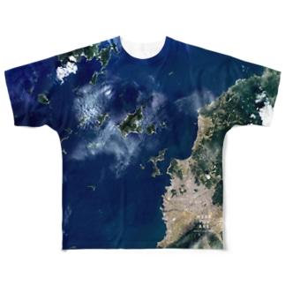 愛媛県 松山市 Full graphic T-shirts