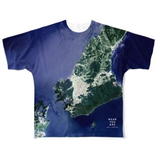 兵庫県 洲本市 Full graphic T-shirts