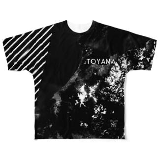 石川県 金沢市 Full graphic T-shirts