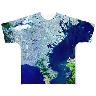 神奈川県 横浜市 Full graphic T-shirts