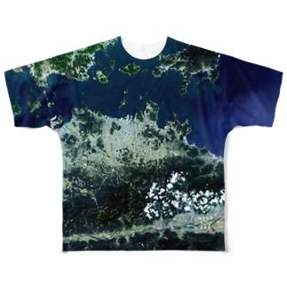 香川県 高松市 Full graphic T-shirts