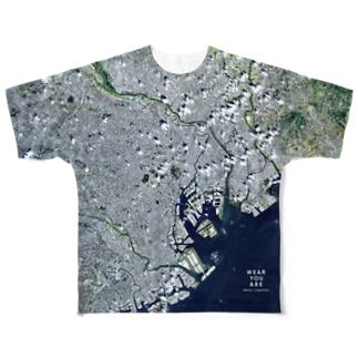 東京都 文京区 Full graphic T-shirts