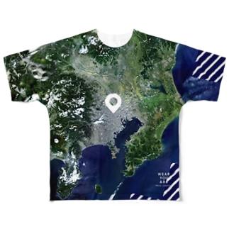 東京都 杉並区 Full graphic T-shirts