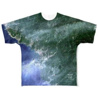 和歌山県 田辺市 Full graphic T-shirts