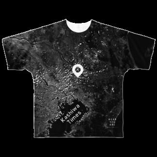 千葉県 柏市 フルグラフィックTシャツ