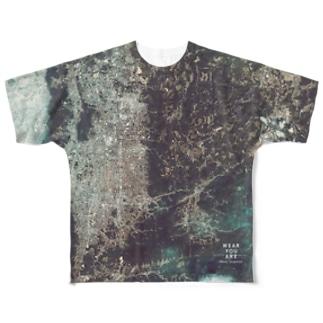 奈良県 天理市 Full graphic T-shirts