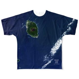 東京都 大島町 Full graphic T-shirts