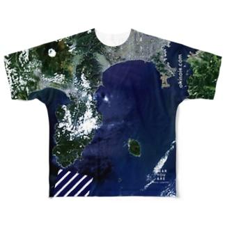 静岡県 伊東市 Full graphic T-shirts