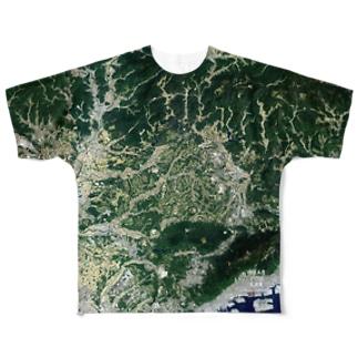 兵庫県 三木市 Full graphic T-shirts