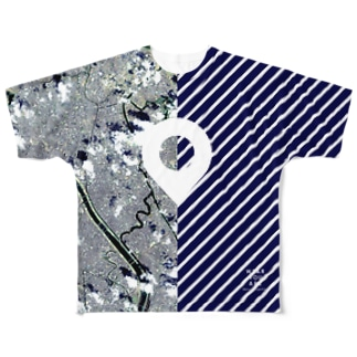 東京都 葛飾区 フルグラフィックTシャツ