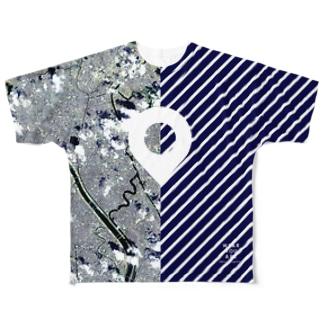 東京都 葛飾区 Full graphic T-shirts