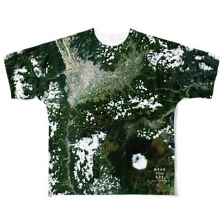 山梨県 甲府市 Full graphic T-shirts
