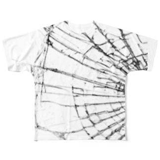 バキバキ Full graphic T-shirts