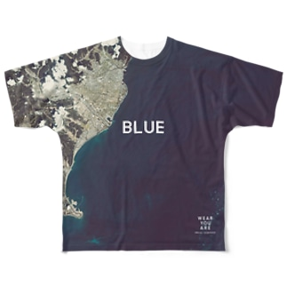 静岡県 焼津市 Full graphic T-shirts