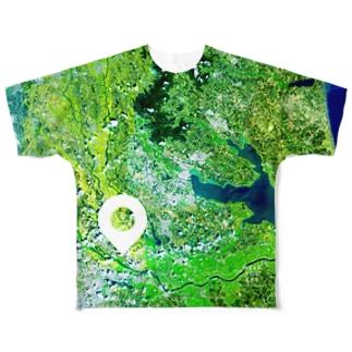 茨城県 土浦市 Full graphic T-shirts