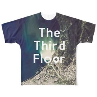 北海道 石狩市 Full graphic T-shirts