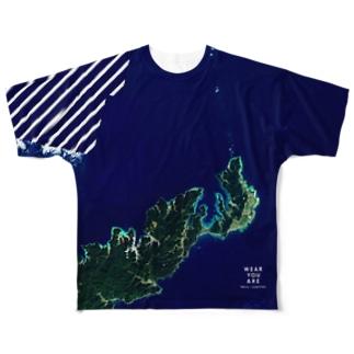 鹿児島県 奄美市 Full graphic T-shirts