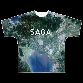 WEAR YOU AREの佐賀県 佐賀市フルグラフィックTシャツ
