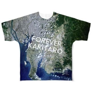 愛知県 刈谷市 Full graphic T-shirts