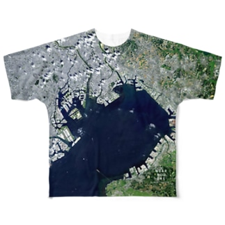 千葉県 浦安市 Full graphic T-shirts