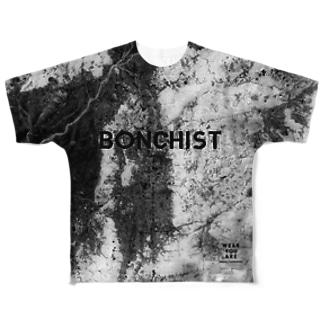 奈良県 奈良市 Full graphic T-shirts