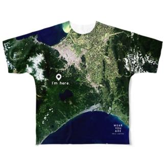 北海道 恵庭市 Full graphic T-shirts