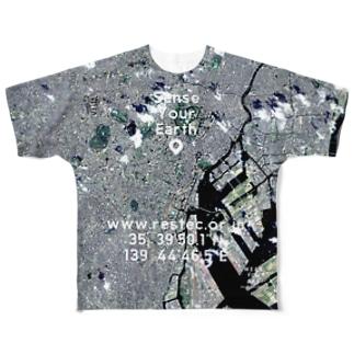 東京都 港区 フルグラフィックTシャツ