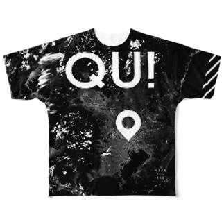 埼玉県 行田市 Full graphic T-shirts
