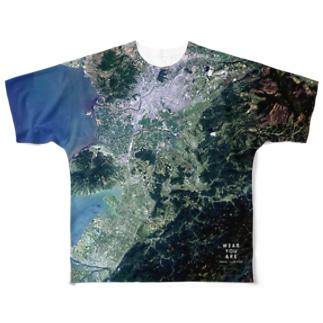 熊本県 上益城郡 Full graphic T-shirts