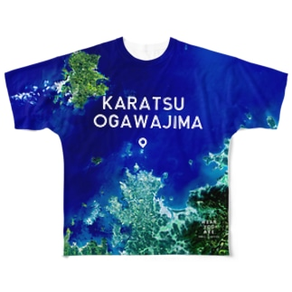 佐賀県 唐津市 Full graphic T-shirts