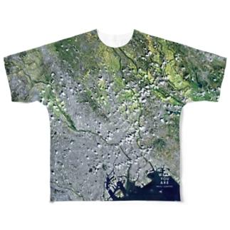 埼玉県 草加市 Full graphic T-shirts