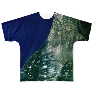 山形県 酒田市 Full graphic T-shirts