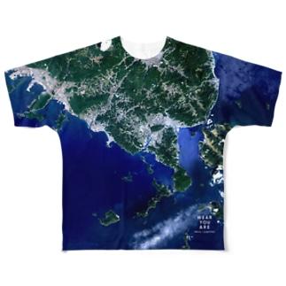 山口県 岩国市 Full graphic T-shirts