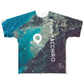 熊本県 八代市 Full graphic T-shirts