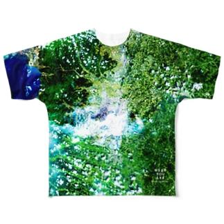 福島県 郡山市 Full graphic T-shirts