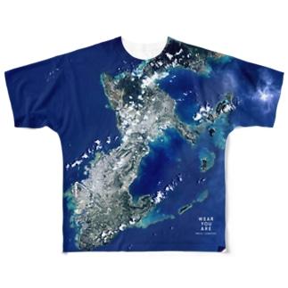 沖縄県 沖縄市 Full graphic T-shirts