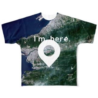 和歌山県 岩出市 Full graphic T-shirts