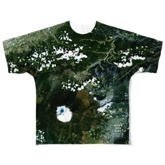 山梨県 南都留郡 Full graphic T-shirts