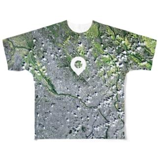 埼玉県 さいたま市 Full graphic T-shirts
