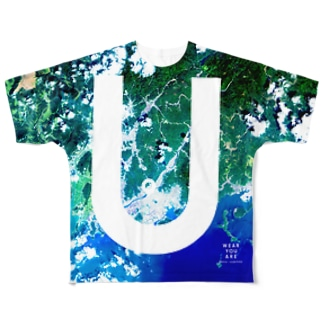 山口県 山口市 Full graphic T-shirts