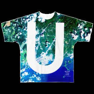 山口県 山口市 フルグラフィックTシャツ