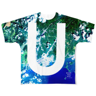 WEAR YOU AREの山口県 山口市 Full graphic T-shirts