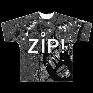 東京都 中央区 フルグラフィックTシャツ