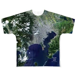 東京都 町田市 Full graphic T-shirts