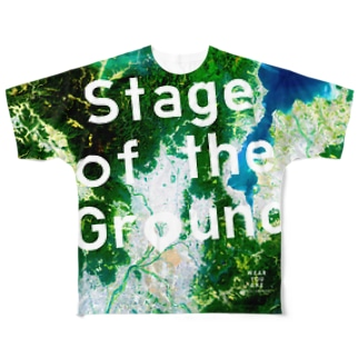 京都府 京都市 Full graphic T-shirts