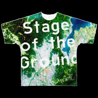 京都府 京都市 フルグラフィックTシャツ